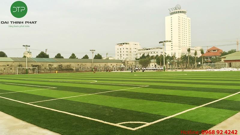 Bí quyết bạn cần biết trước khi quyết định đầu tư sân bóng cỏ nhân tạo (phần 2)