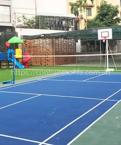 Thảm sàn sân bóng chuyền